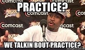 allen iverson practice