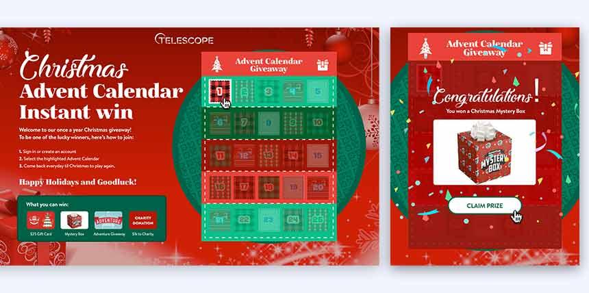 Christmas Digital Advent Calendar