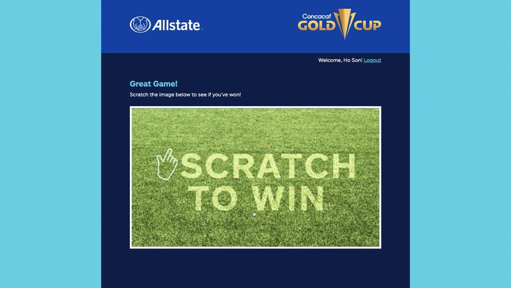 instant win scratcher