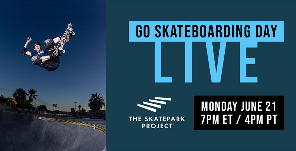 go skateboarding promo