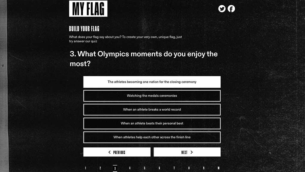 My Flag Trivia Question