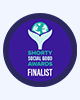 shorty social good awards finalist logo