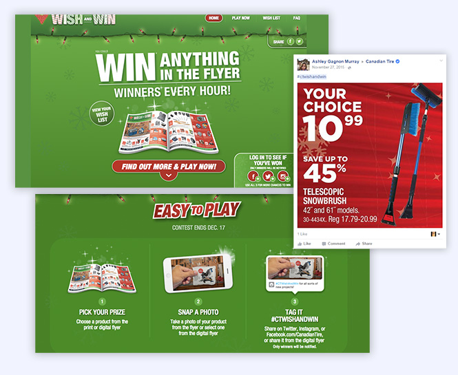 canadian tire sweepstakes