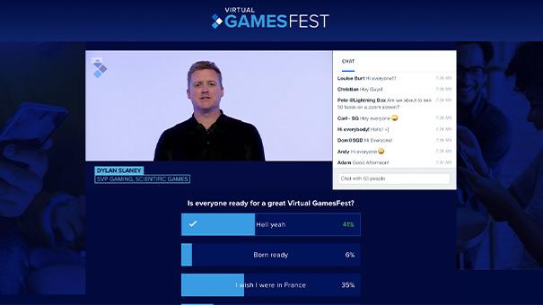 sg digital virtual event hub